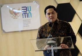 "Menteri BUMN Erick Thohir: ""Kolaborasi dan Adaptasi Digital adalah Keharusan"""