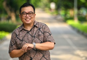 Indra Ardiyanto, GGF: Manfaatkan Teknologi Sesuai Tujuan Komunikasi
