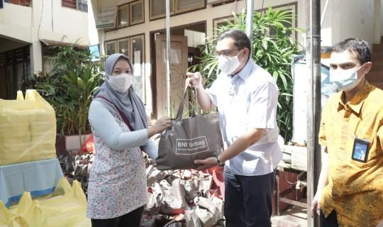 Bencana Sulut dan Jabar Berlanjut, Bantuan BNI untuk Korban Banjir