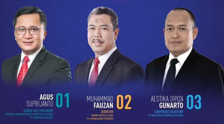 Mengenal Lebih Dekat Calon Ketua FH BUMN 2021-2023