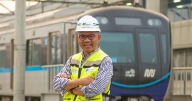 William P. Sabandar, MRT Jakarta: Lebih dari Sekadar Bisnis Transportasi