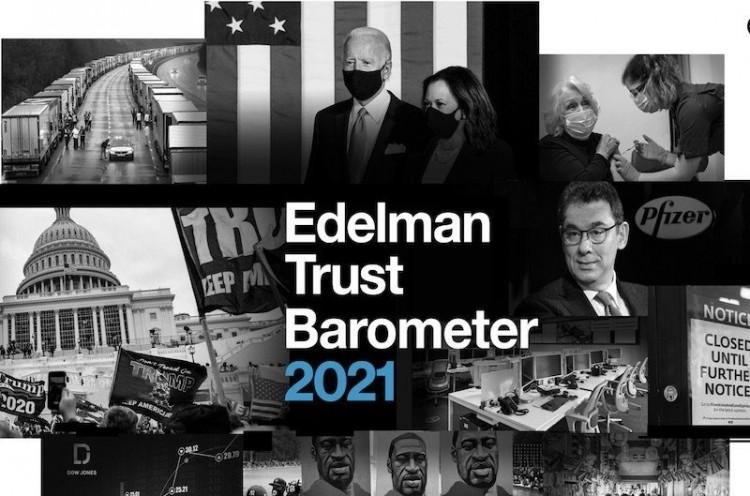 Edelman Trust Barometer 2021: Kepercayaan Terhadap Pemimpin Pemerintah Turun, CEO Naik