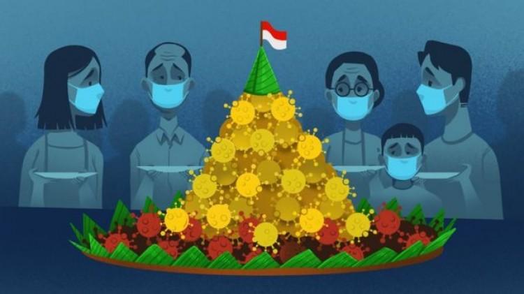 Round Up: Setahun Mengelola Komunikasi Pandemi