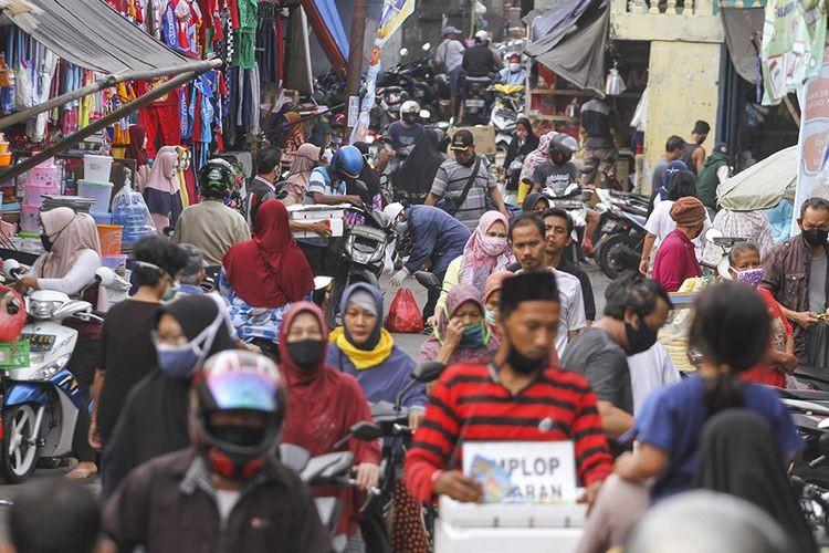 Setahun Pandemi: Fokus Mengubah Perilaku