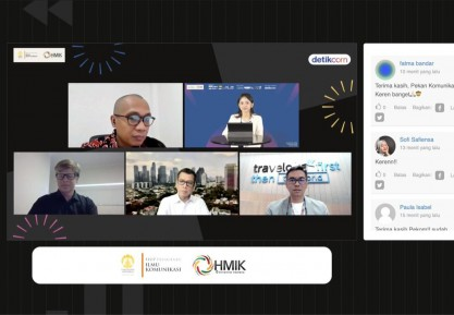 Pekan Komunikasi UI: Siap Hadapi Era yang Tidak Pasti