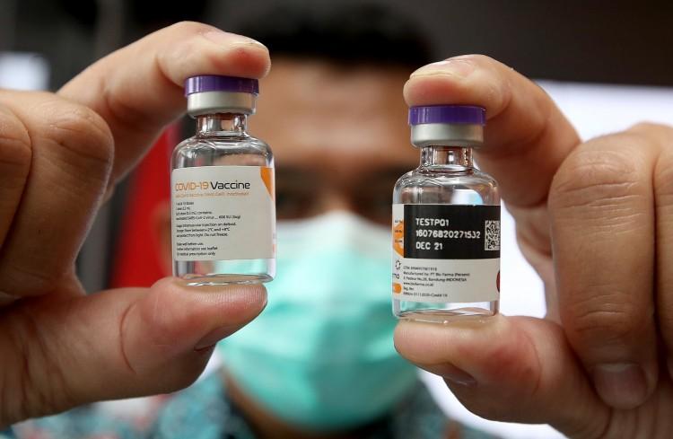 Setahun Melawan Pandemi