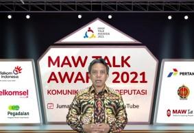 Inilah 56 Tokoh dan Organisasi Berpengaruh Tahun 2021 Versi MAW Talk Awards (MTA)